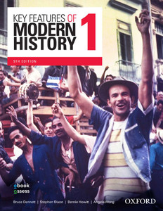 Key Features of Modern History 5E Year 11 (Print/obook assess)