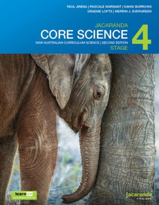 Core Science Stage 4 NSW AC 2nd Ed (Print/ Digital)
