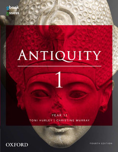 Antiquity 1 Preliminary Course 4E (Print/obook assess)