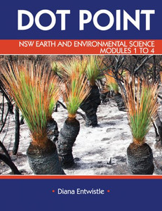 Dot Point NSW Earth and Environmental Science Modules 1 to 4