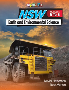 NSW Spotlight Earth and Environmental Science Modules 5-8