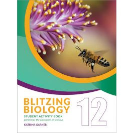 Blitzing Biology - Yr 12 Student Activity Book