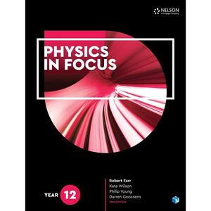 Physics in Focus HSC