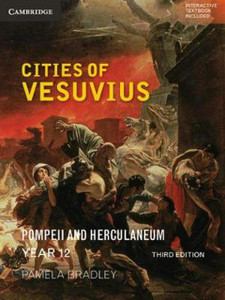 Cities of Vesuvius Pompeii and Herculaneum - 3rd Ed.
