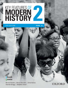 Key Features of Modern History 2 (student book & obook assess)
