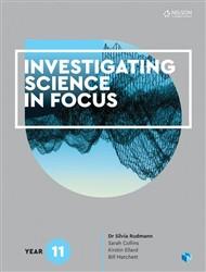 Investigating Science in Focus Yr 11 (Print & Digital)