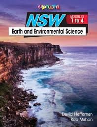 NSW Spotlight Earth & Environmental Science Modules 1 To 4