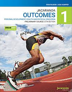 Outcomes 1 PDHPE (Print& Digital)