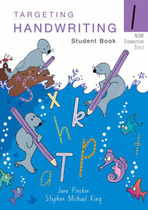 Targeting Handwriting NSW Student Book Yr 1