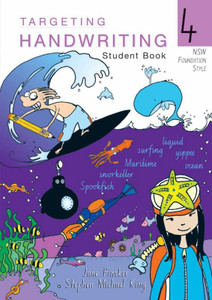 Targeting Handwriting NSW Student Book 4
