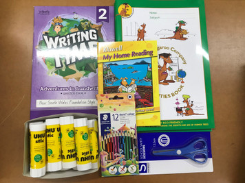 OLPS Year 2 Back to School Pack 2021