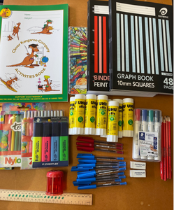 OLPS Year 6 Back to School Pack 2020
