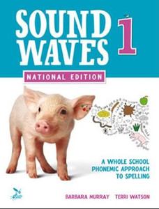 Sound Waves National Edition Student Book 1