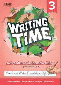 Writing Time 3 (NSW Foundation Style)