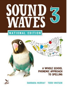 Sound Waves National Edition Student Book 3