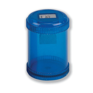 Sharpener Single Canister Plastic