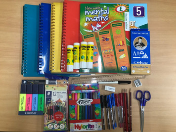 SIPS Yr 5 Back to School Pack (Includes everything)