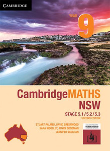 Cambridge Maths NSW 9 5.1/5.2/5.3
