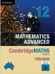 Cambridge Maths NSW Advanced Yr 12