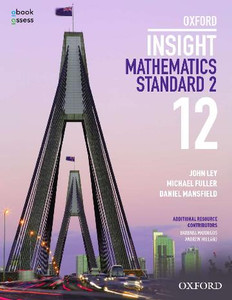 Oxford Insight Mathematics Standard Year 12