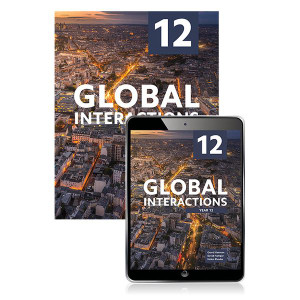 Global Interactions Year 12 3rd Edition