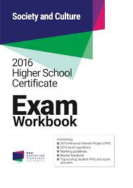 NESA 2016 HSC Society and Culture Exam Workbook