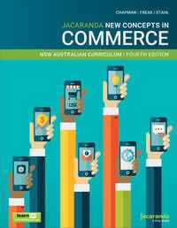 Jacaranda New Concepts in Commerce NSW  4E
