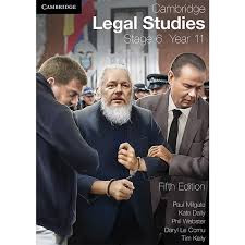 Cambridge Legal Studies Yr 11 5th Ed