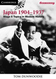 Japan 1904-1937 Stage 6 Modern History