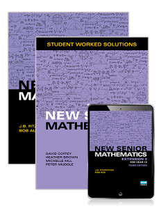 New Senior Mathematics Extension 2 for Year 12 3rd Ed