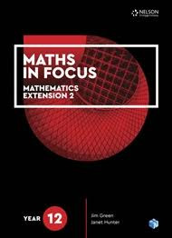 Maths in Focus: Mathematics Extension 2