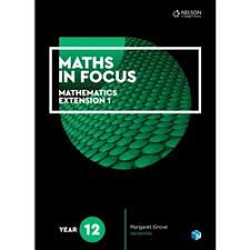 Maths in Focus: Mathematics Extension 1
