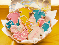 """It's a Baby"" Sugar Cut-Out Collection"