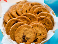 Traditional Chocolate Chip Cookie