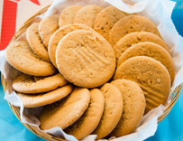 Classic Peanut Butter Cookie