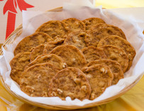 Toffee Walnut Cookie