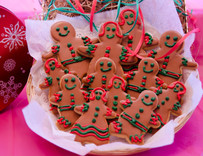 Holiday Gingerbread Collection