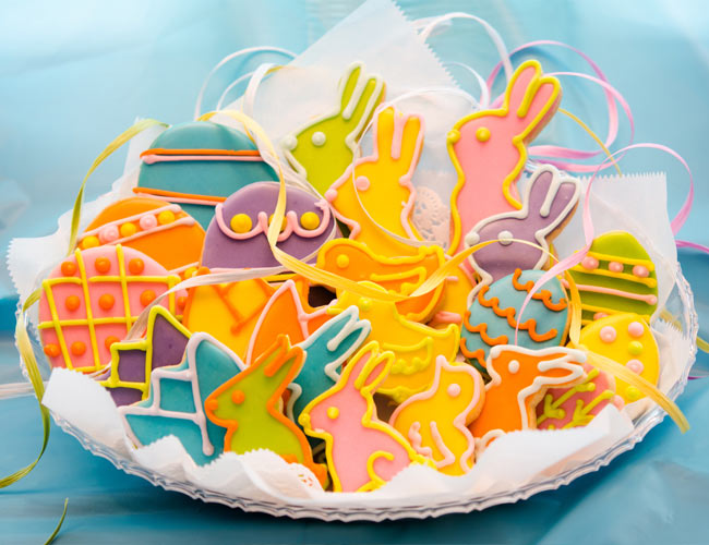 PREMIUM EASTER SUGAR CUT-OUT COLLECTION