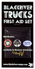 +blackriver+ First Aid Gold Screws