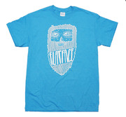 FlatFace Sam Shirt - Blue - Large