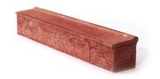 FlatFace Concrete Poolcoping Brick Ledge