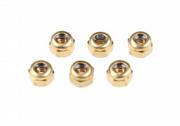 FBS Lock Nuts (6 Pack)