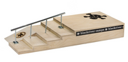 +blackriver-ramps+ Stairset New Round Rail