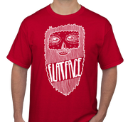 FlatFace Sam Shirt - Red - Small