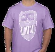 FlatFace Sam Shirt - Lavender - Large