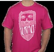 FlatFace Sam Shirt - Fuscia - Medium