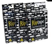 Riptape Precut 3-er Pack