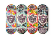 FlatFace G15 Deck - 33.6mm - Crystals