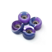 FlatFace Limited Edition - Purple Yeti Swirls - BRR Edition Wheels