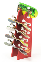 +blackriver-ramps+ Fingerboard Rack - Red